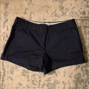J.CREW Navy Chino Shorts 12